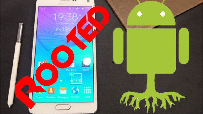 cf auto root galaxy note 4