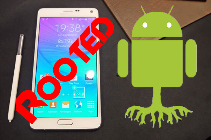 How To CF-Root Galaxy Note 4 (Exynos & Snapdragon) - NaldoTech