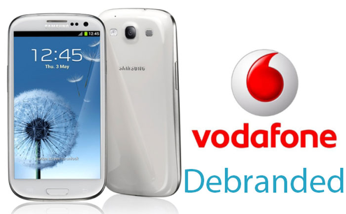 debranded galaxy s3 carrier firmware