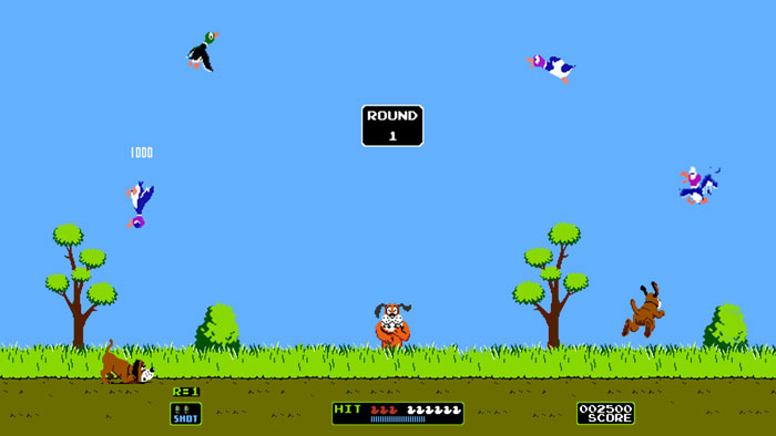 download retro nintendo duck hunt for android amp ios