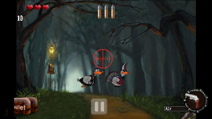 duck hunter android