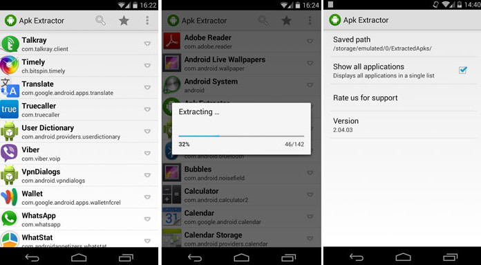 Obb android extract rom