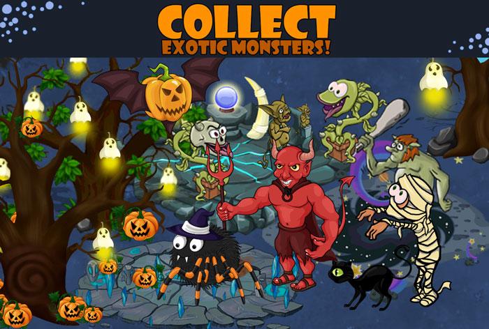 halloween city halloween app 2014