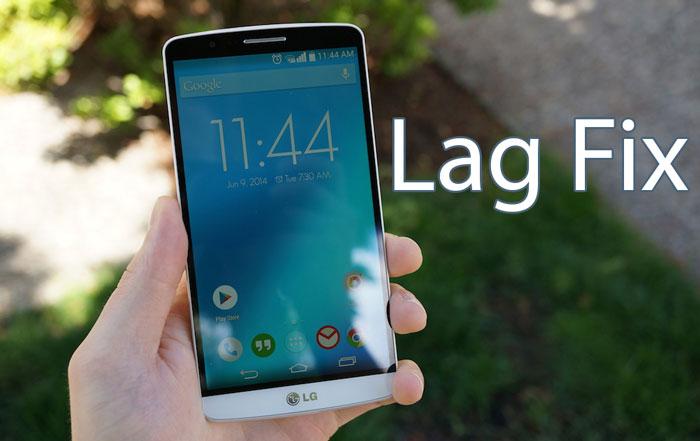 lg g3 lag fix battery