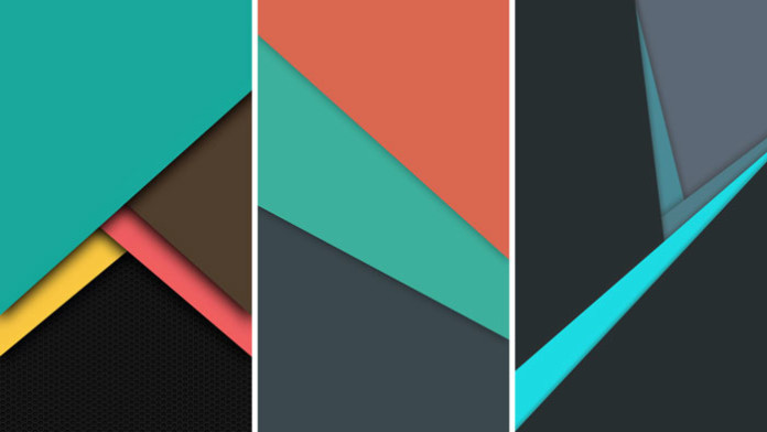 Best 5 0 lollipop material design wallpapers compilation for Sfondi material design