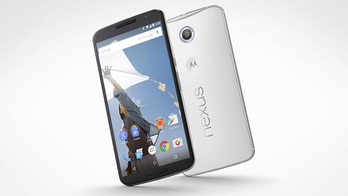 nexus 6 overview features design