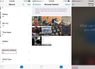 how to undo a delete samsung memo