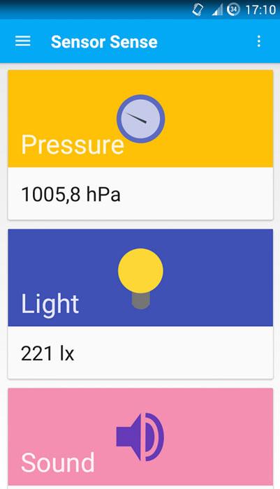 sensor sense v.3.0.03 apk