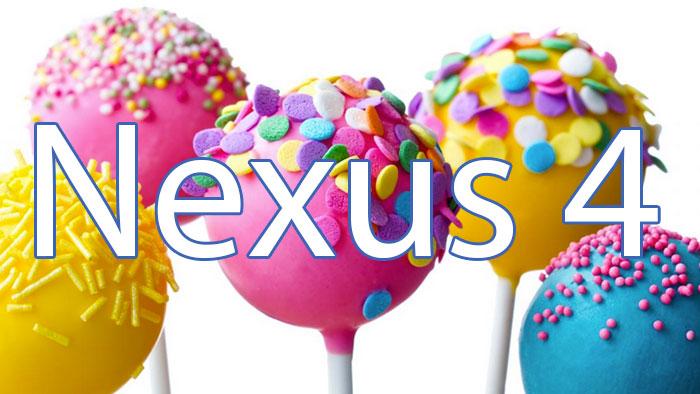 5.0 lollipop rom nexus 4 6 port