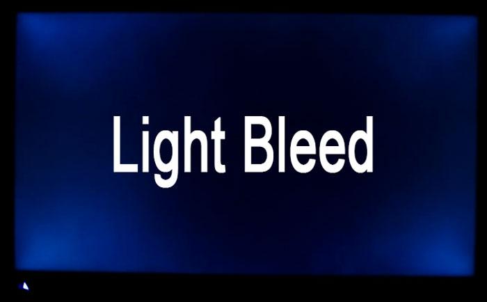 Backlight Bleed nexus 9 fix
