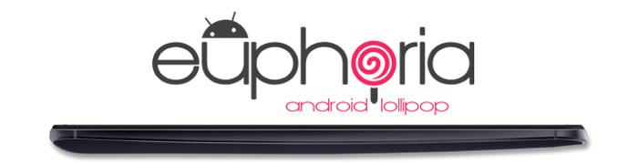 Euphoria OS Beta 0.3 Nexus 6 ROM