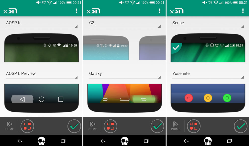 How To Get Android 5 0 Lollipop Navigation & Status Bar