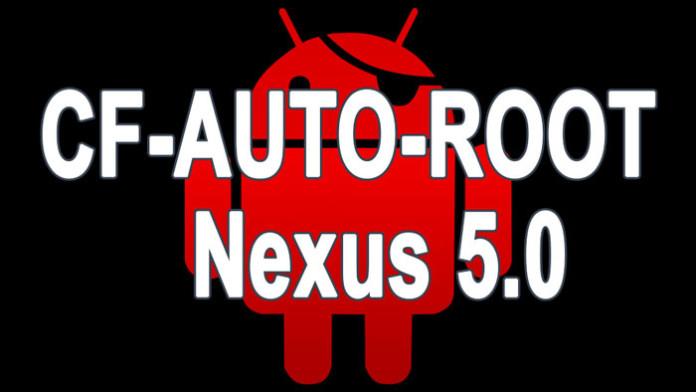 cf auto root 5.0 lollipop-nexus all