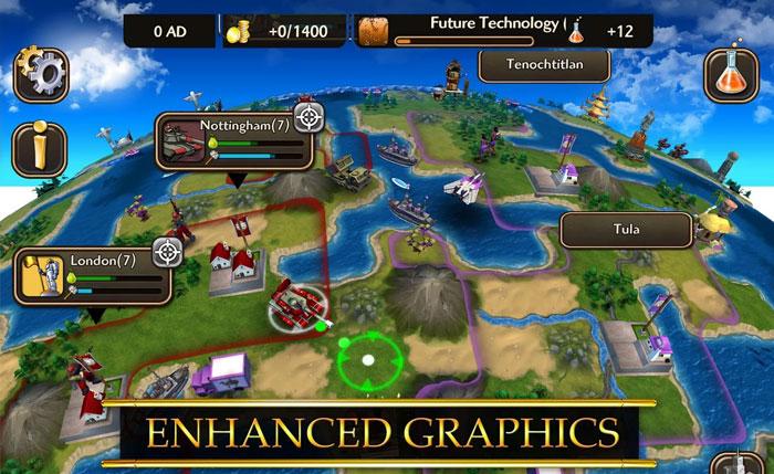 civilization revolution 2 android download