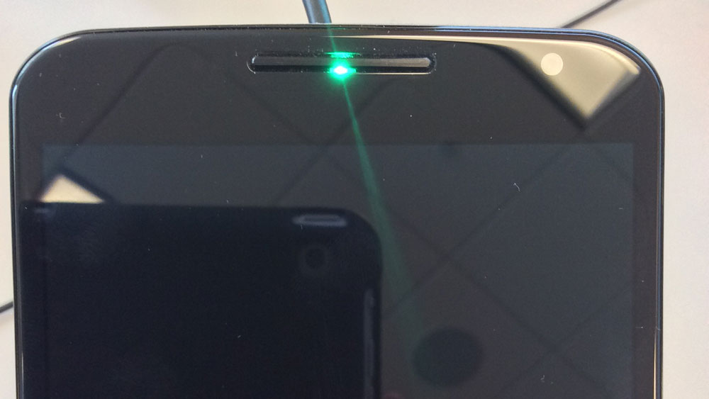 enable led notification light nexus 6