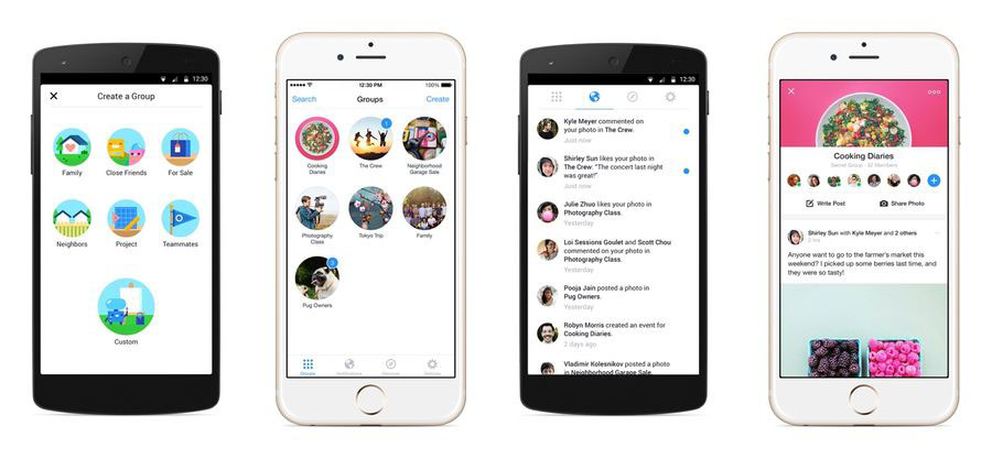 facebook groups apk download