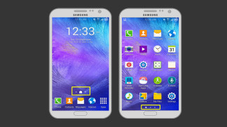 galaxy note 4 launcher theme download s5