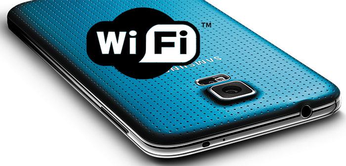 galaxy s5 improve wifi signal strength