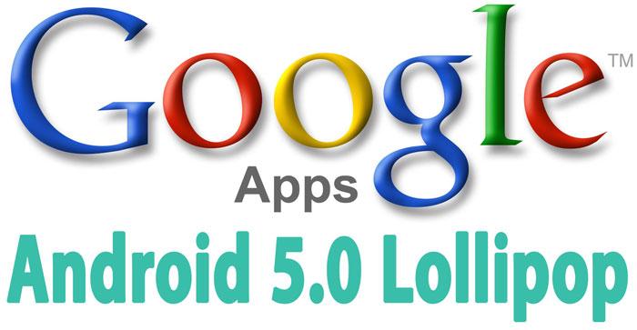 google apps gapps cm12 5.0 lollipop