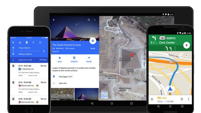google maps v9.0 apk material