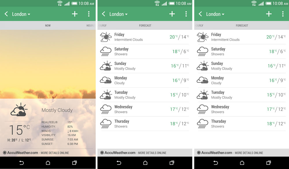 htc weather apk play store