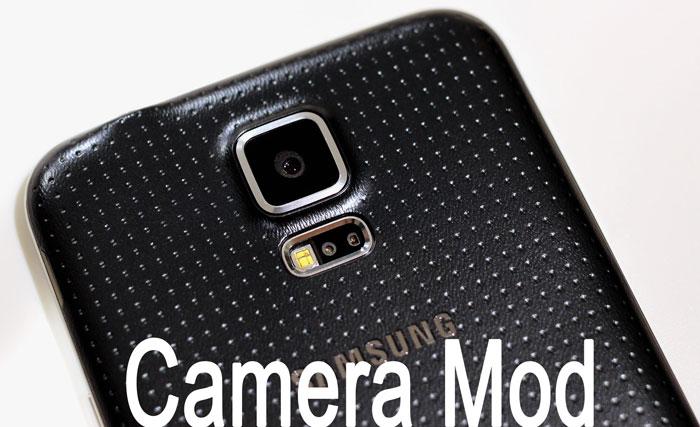 HX Camera Mod for Galaxy S5 (Improve Camera Quality) - NaldoTech