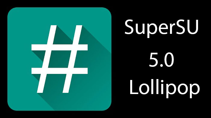 supersu v2.35 stable-5.0 lollipop