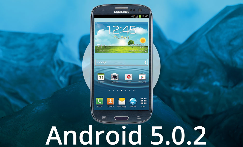 Android 5. 0 lollipop for samsung galaxy s5, s4: 'cyanogenmod 12.