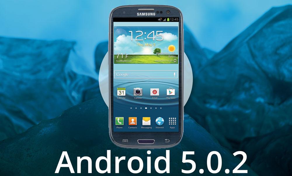 CyanogenMod 12 Beta 3 ROM 5 0 2 Lollipop for Galaxy S3 - NaldoTech