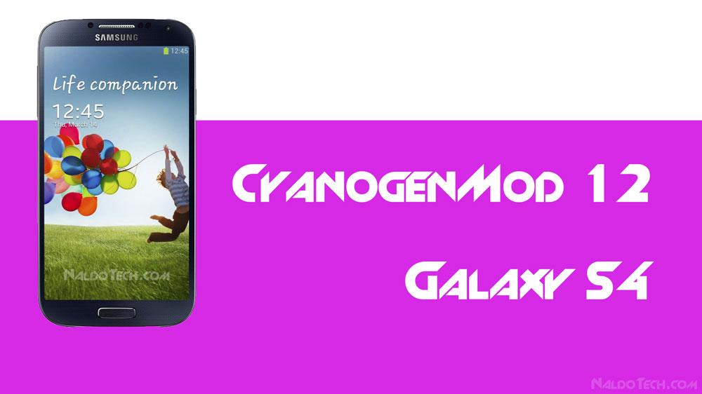 cyanogenmod 12 5.0.2 lollipop galaxy s4
