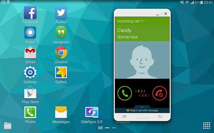 galaxy s5 answering accepting calls issue
