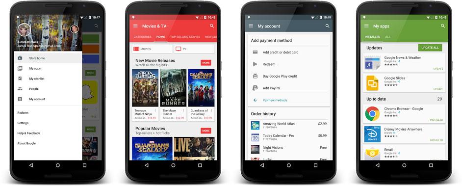 google play store v5.1.11 apk