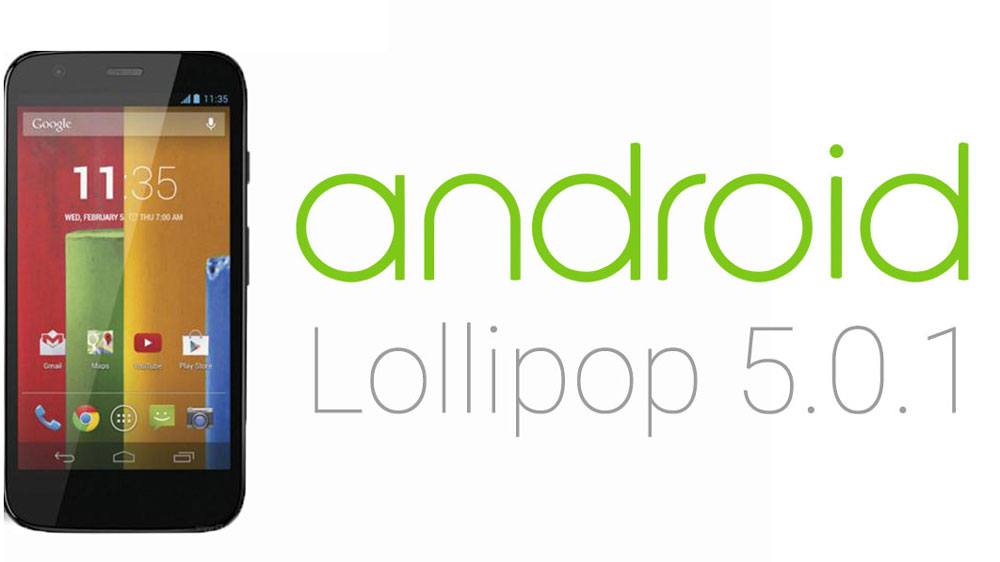 moto g 2013 2014 android 5.0.1