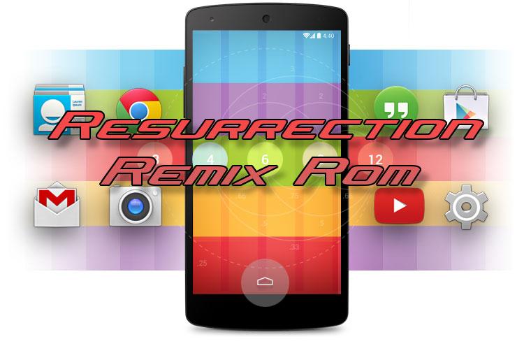 resurrection remix rom 5.0.1 lollipop galaxy s3