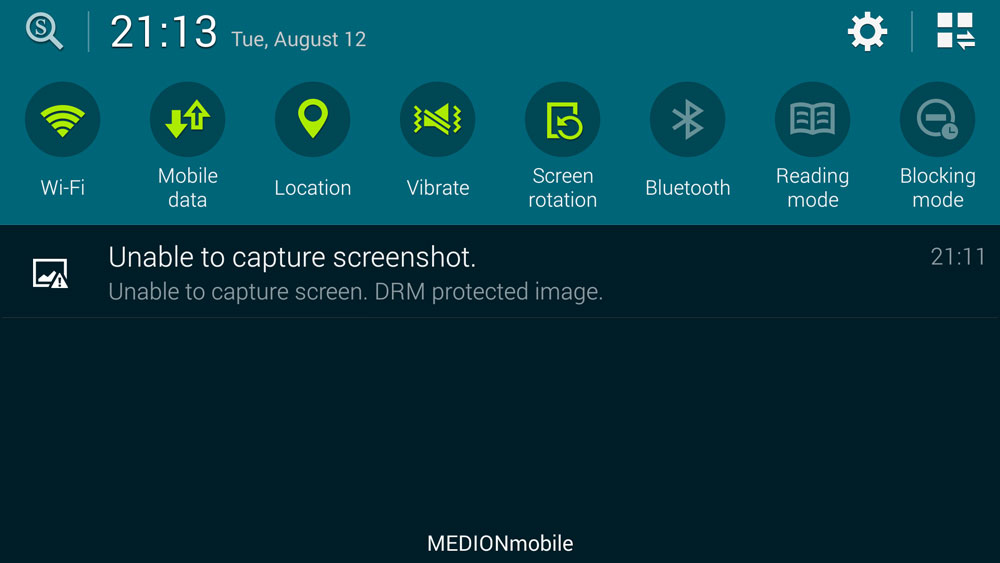 How To Fix Unable To Capture Screen, DRM Protected Image
