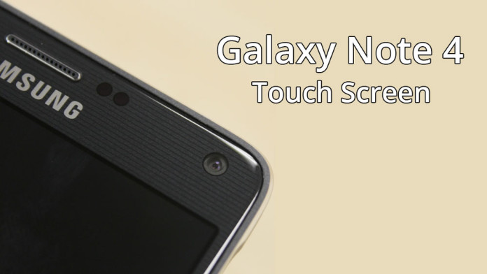 How To Fix Galaxy Note 4 Touch Screen Not Working (Low