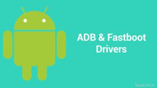 adb fastboot drivers