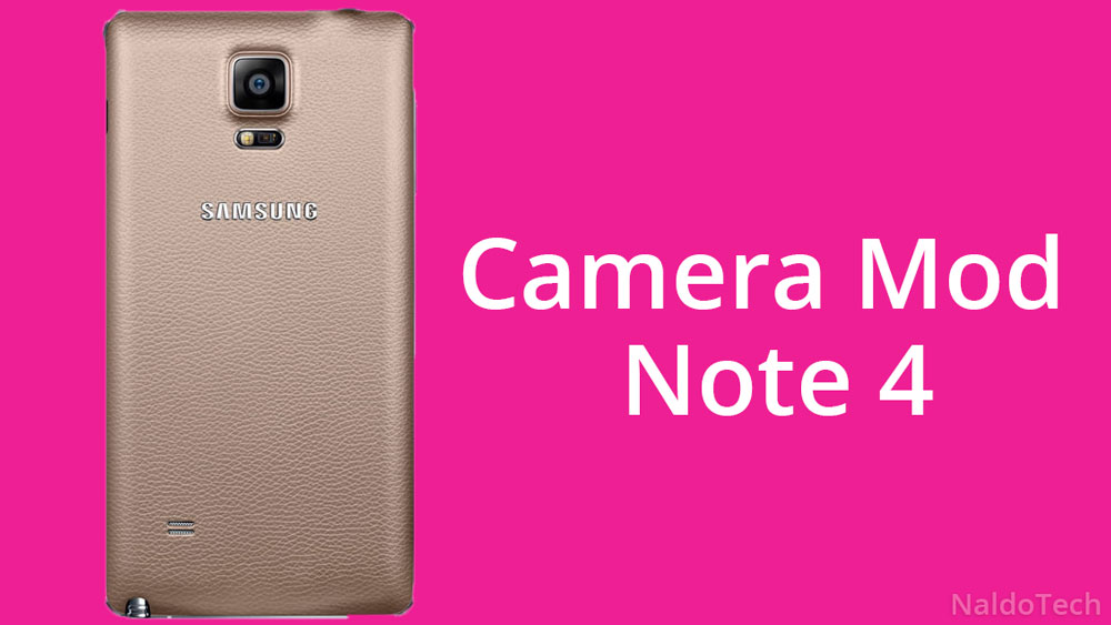 Improve Camera Quality on Galaxy Note 4 Sprint & T-Mobile With