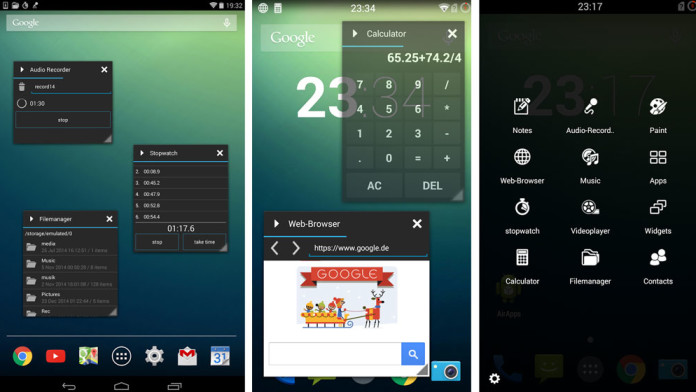 Enable Floating Apps on Android With Tiny Apps