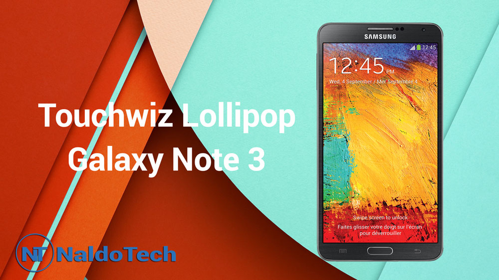Install N900XXUEBOA6 Lollipop Firmware on Galaxy Note 3 SM