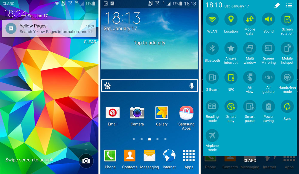 Install Official Android 5 0 1 Lollipop Firmware on Galaxy