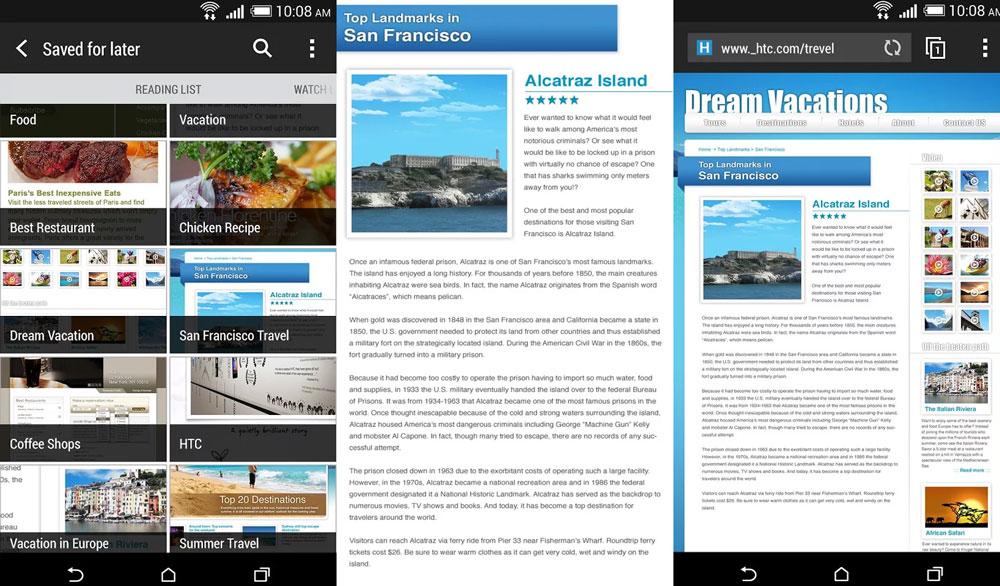 HTC Internet Browser App APK (Download & Install) - NaldoTech