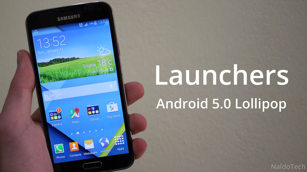 How To Change Default Launcher & Install Third-Party Launchers on