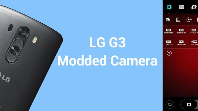 lg g3 modded camera