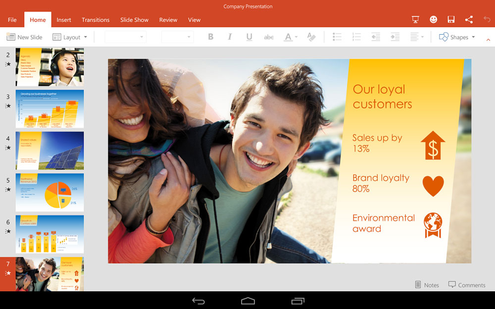 microsoft office apk android
