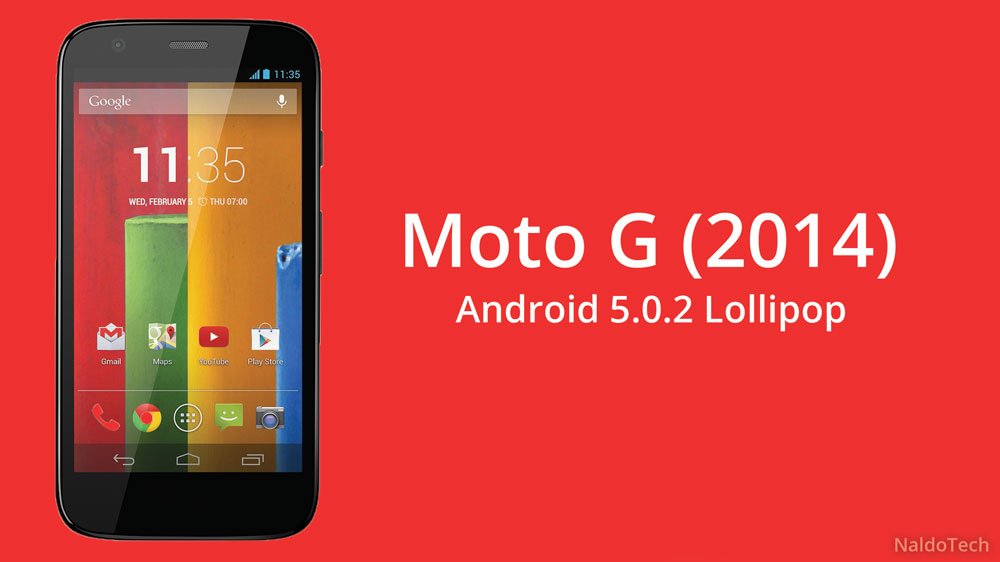 moto g 2014 lollipop 5.0.2