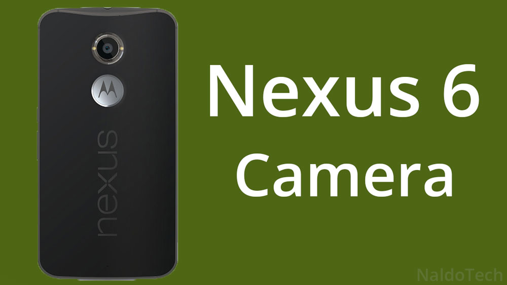 How To Fix Nexus 6 Cannot Connect To Camera & Force Closing
