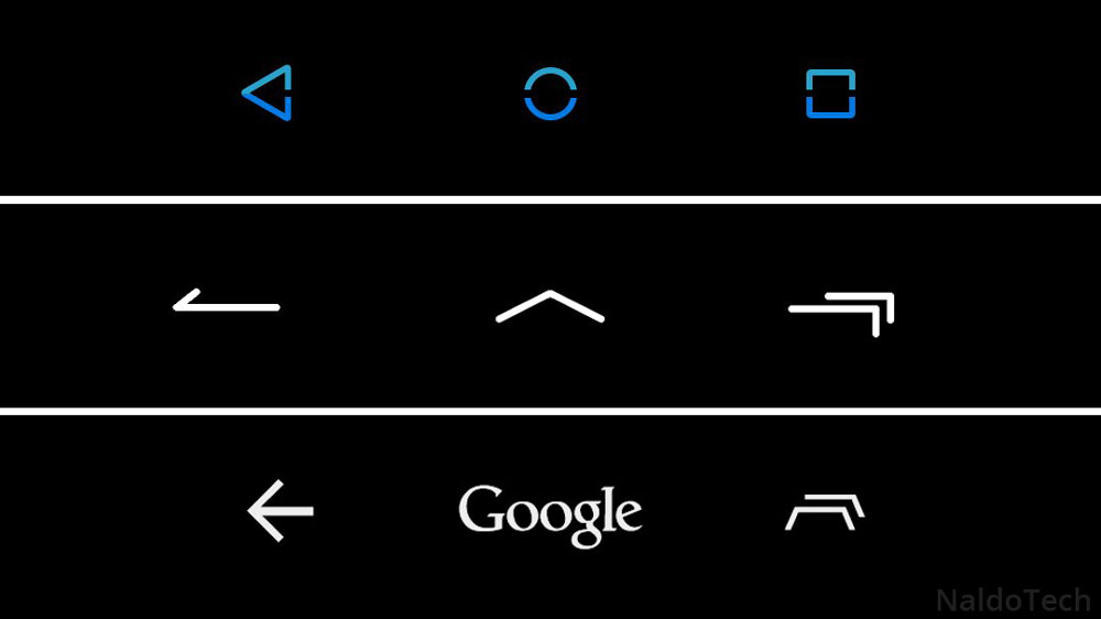 how to theme nexus 6 navigation bar soft keys   naldotech