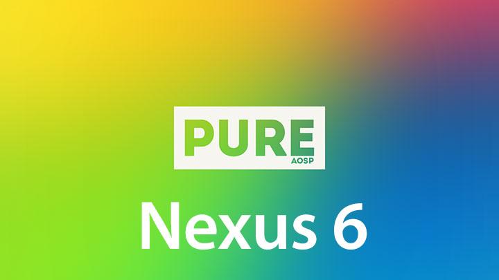Best Stable & Fast Custom ROMs for Nexus 6 (Shamu)