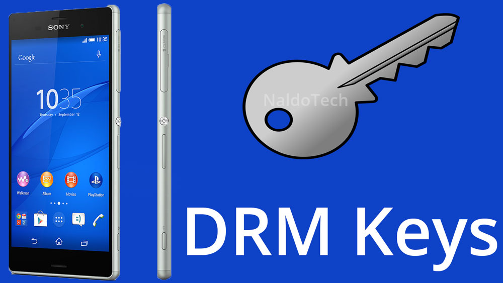 How To Restore DRM Keys After Unlocking Bootloader on Xperia